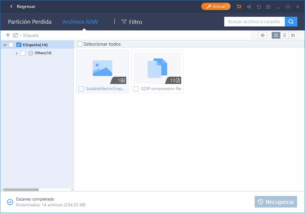 easeUS Data recover wizard 3