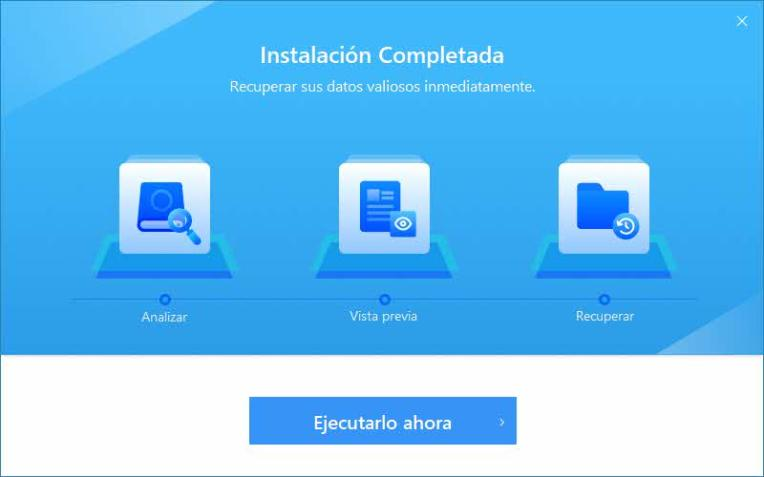 Review de EaseUS Data recover wizard
