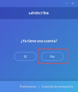Instalar Windscribe Windows 3