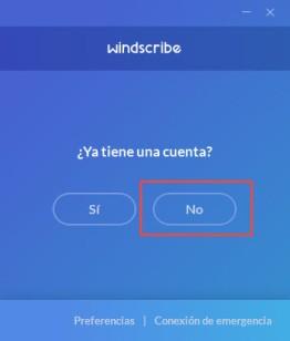 Instalar Windscribe Windows 3