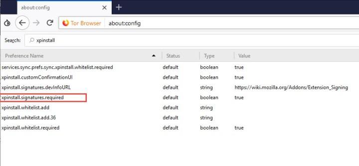 NoScript, HTTPS Everywhere deshabilitados en Tor y como seguir usándolos