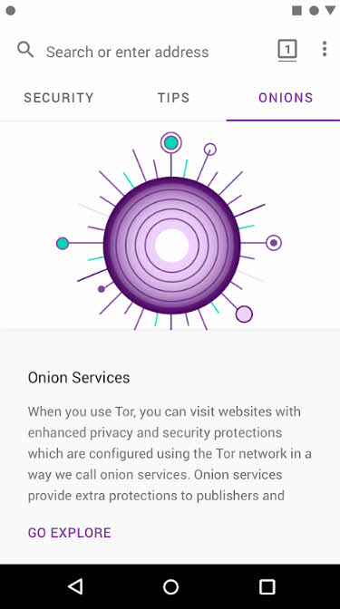 Tor Browser para Android (2)