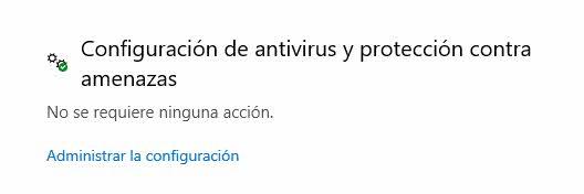 Como habilitar la protección contra alteraciones en Windows Defender 2