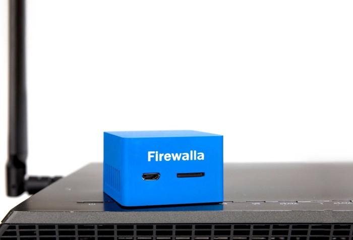 Firewalla blue sorteo