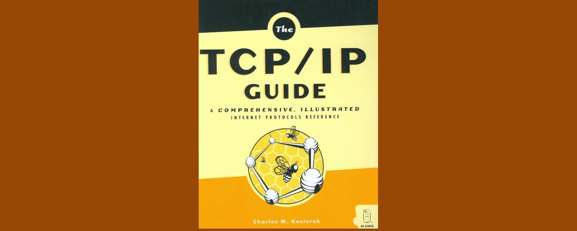 The TCP IP Guide, un estupendo ebook sobre redes gratuito