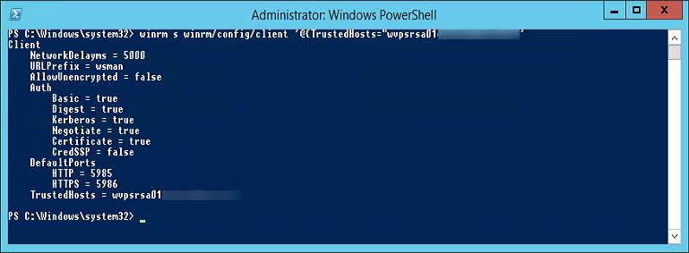Administrar Windows mediante linea de comandos con WinRS WinRM (3)