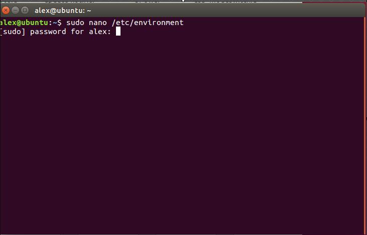 Modificar la cantidad de memoria que las aplicaciones Java tienen disponible en Ubuntu