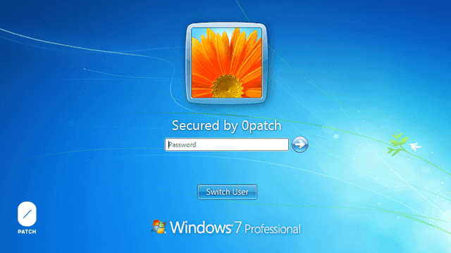 0patch publicará parches para Windows 7 y Windows Server