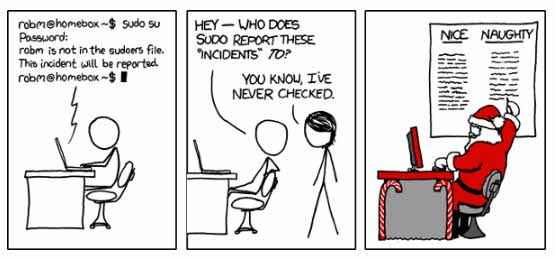 LOLZ sudo incident reported