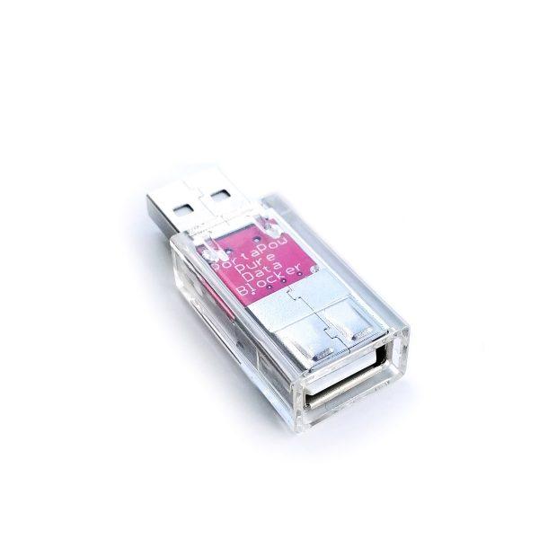 Protege tus dispositivos USB en estaciones de carga