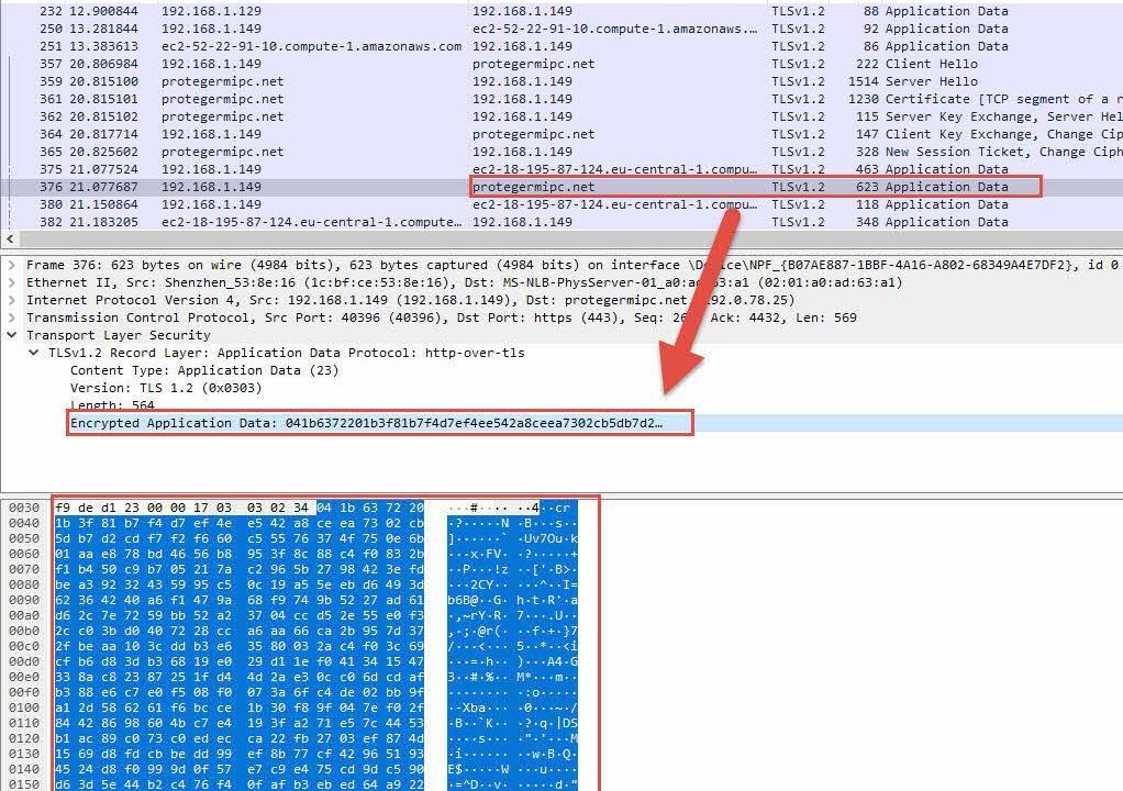 Descifrar tráfico TLS con Wireshark (f)