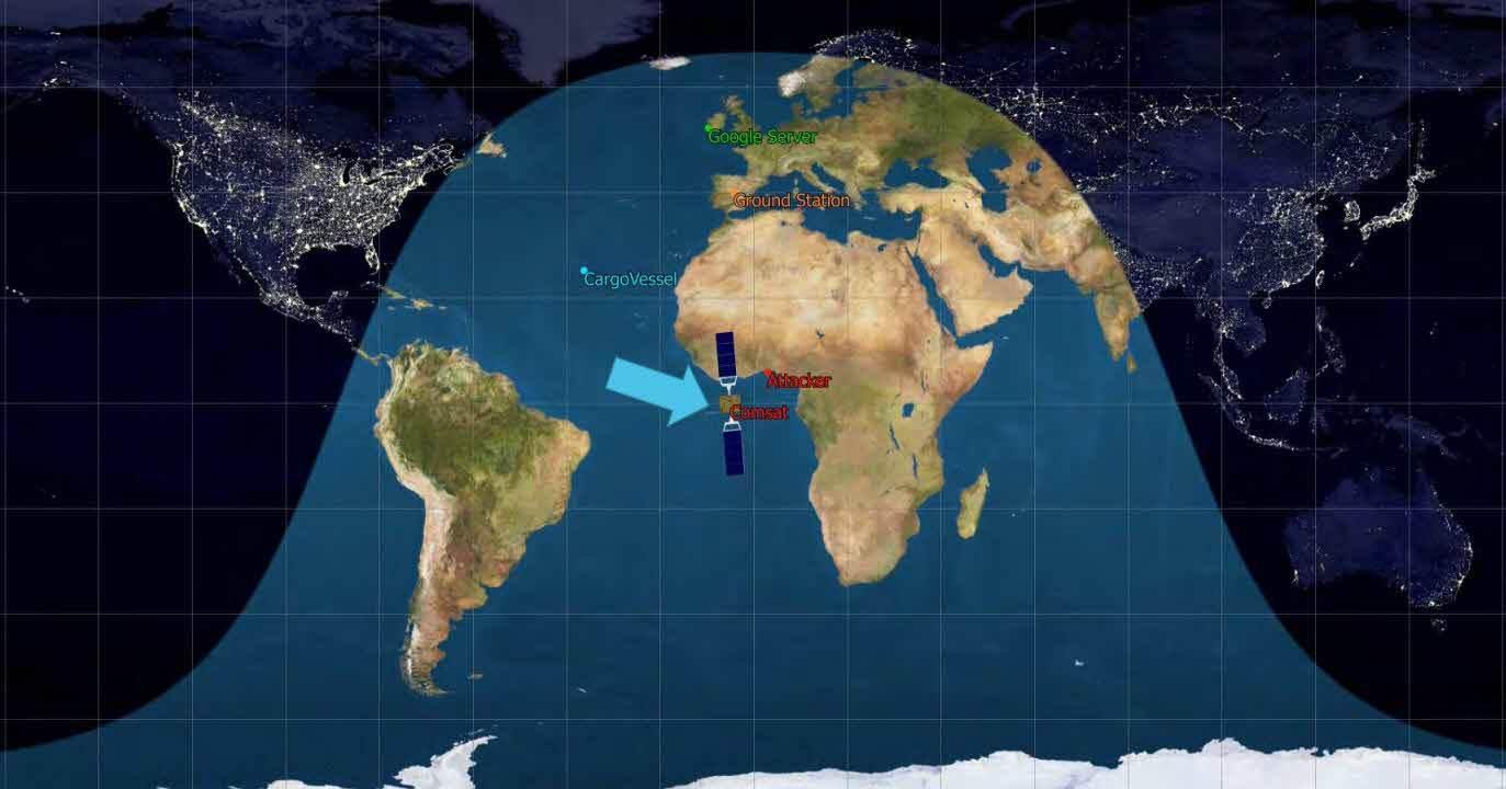 Espiar internet vía satélite resulta posible, con un equipo valorado en 300€