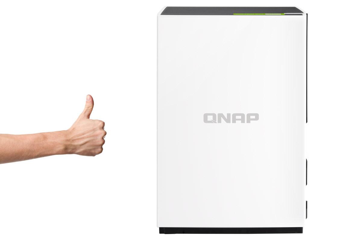 Realizar hardening en un NAS del fabricante QNAP