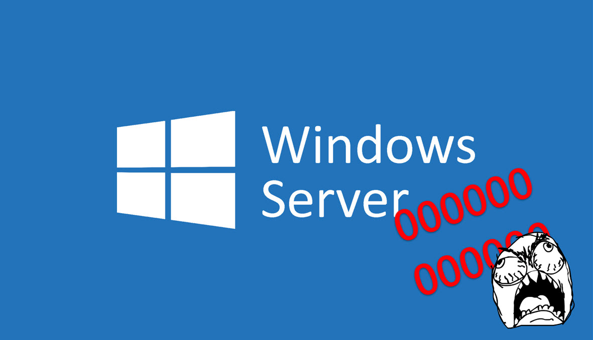 Zerologon windows server