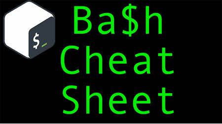 bash-cheat-sheet