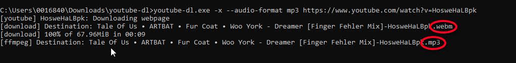 Tutorial para descargar vídeos de Youtube con Youtube-dl Convertir-formato-de-audio-con-youtube-dl