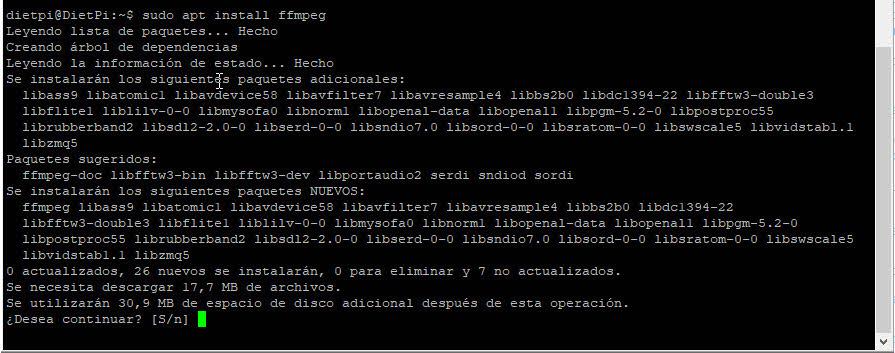 Tutorial para descargar vídeos de Youtube con Youtube-dl Youtube-dl_codec-audio-linux-1