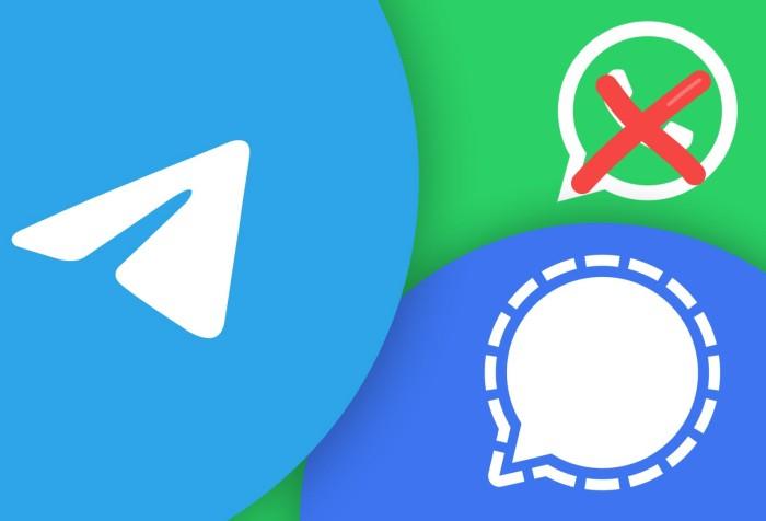 Hora de cerrar tu cuenta de WhatsApp Cambios en la política de privacidad