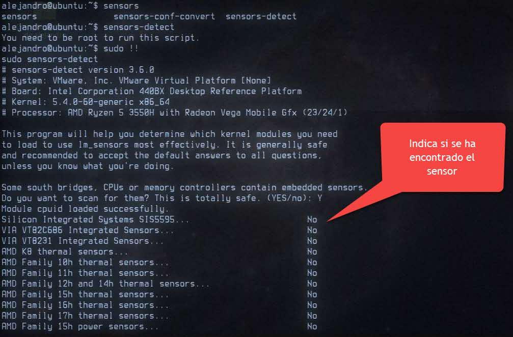 sensors-detect ubuntu