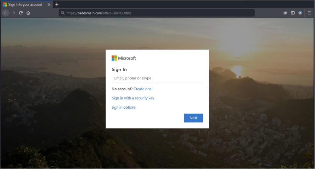Phishing en Prefijos de URL malformados