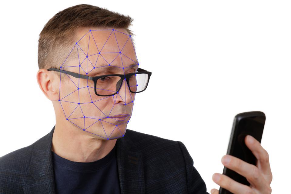 Apple face ID reconocimiento facial