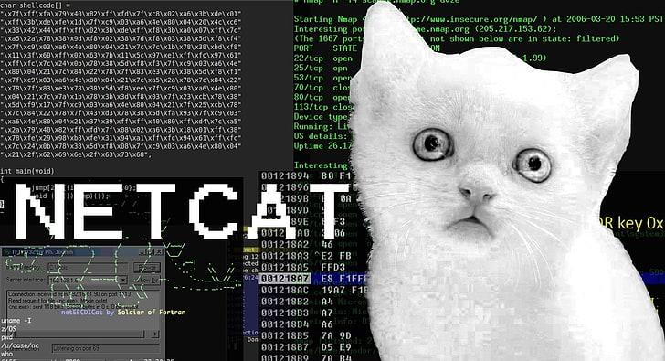 Usar netcat para escuchar datos de un puerto remoto