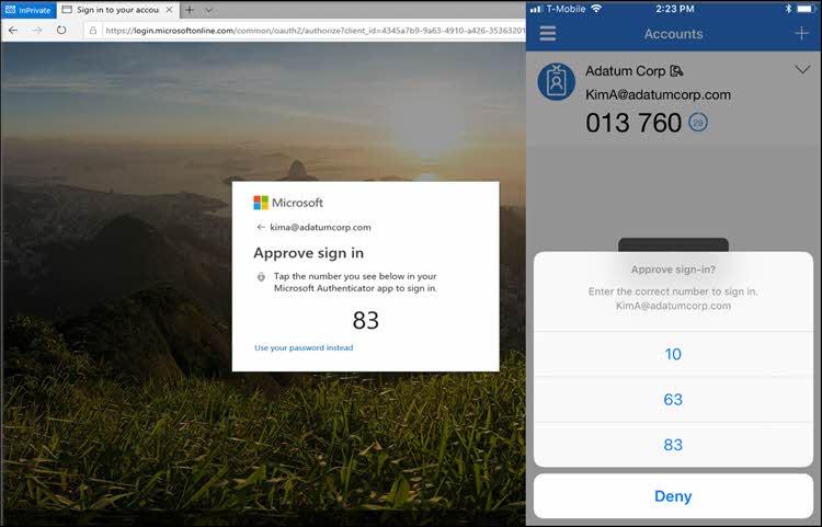Ahora puedes iniciar sesión sin contraseñas en servicios de Microsoft