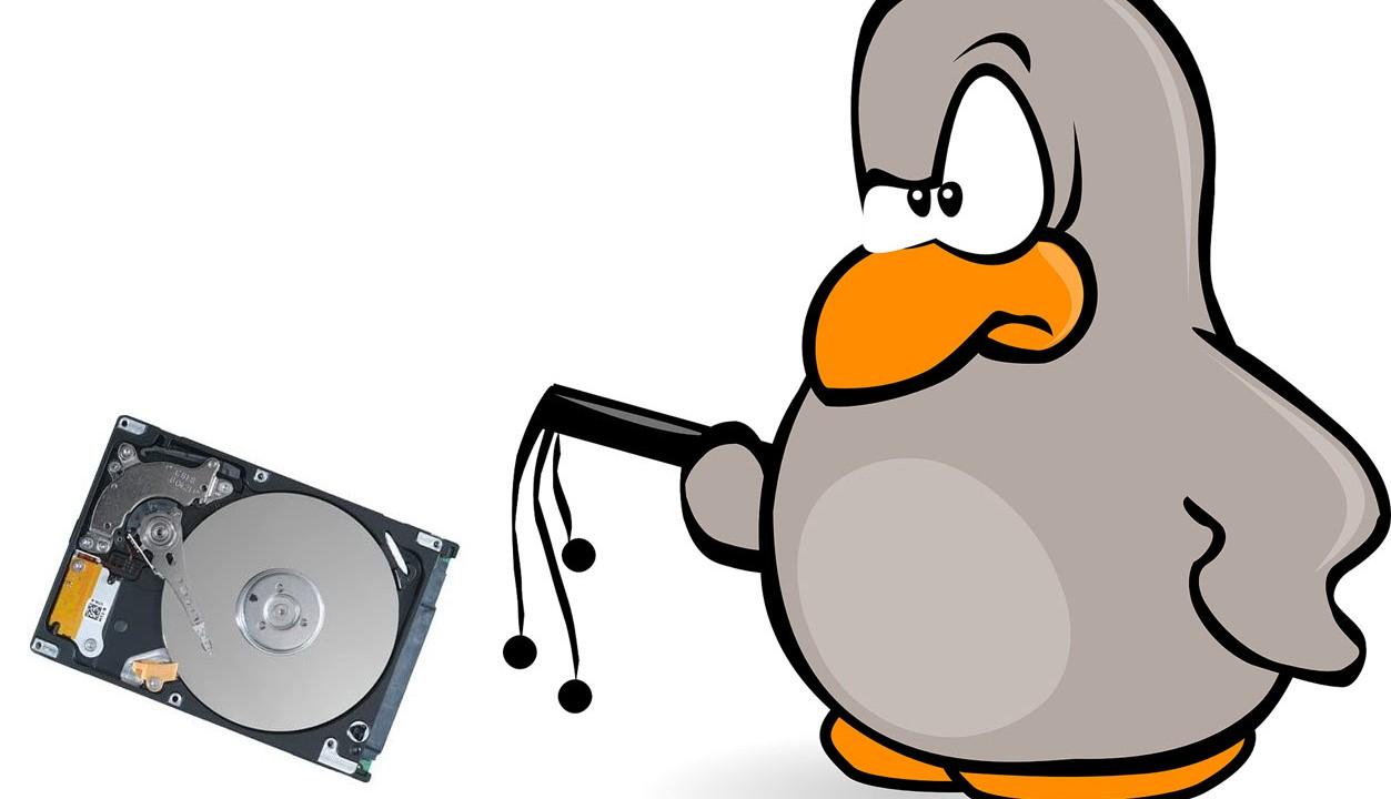 Comprobar y reparar sectores defectuosos de disco en Linux