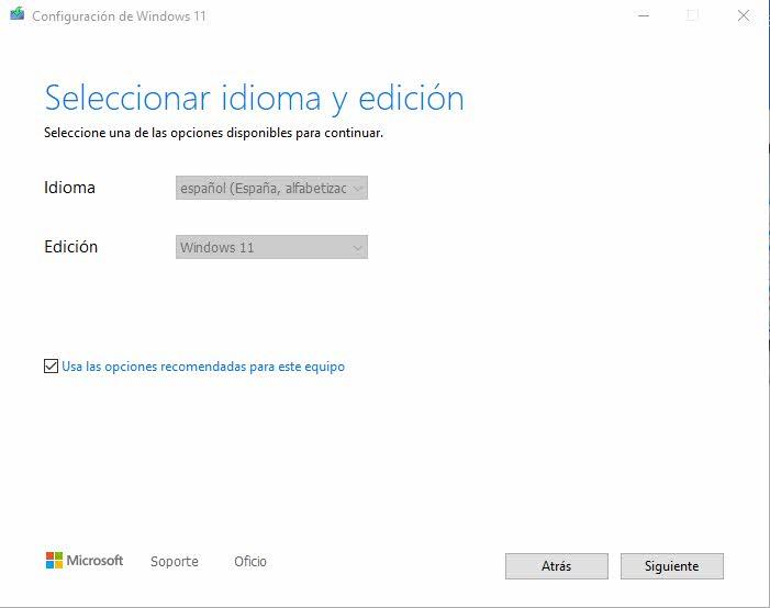 Microsoft Media Creation Tool